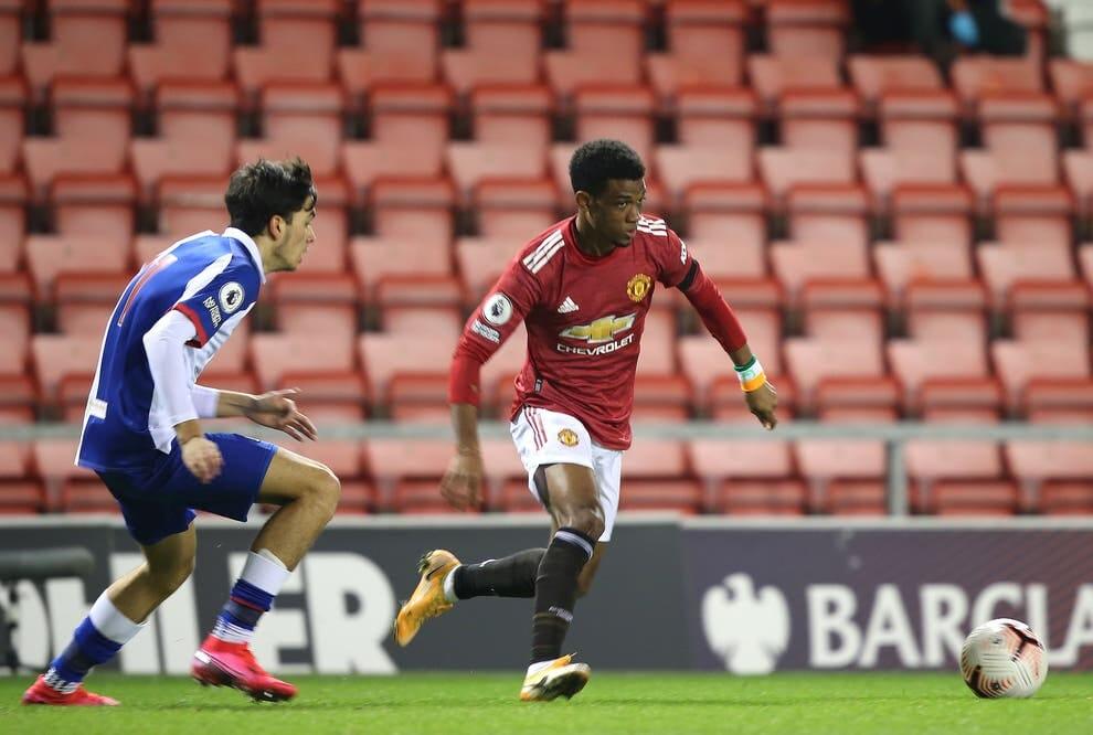 Amad Diallo Manchester United ovasports